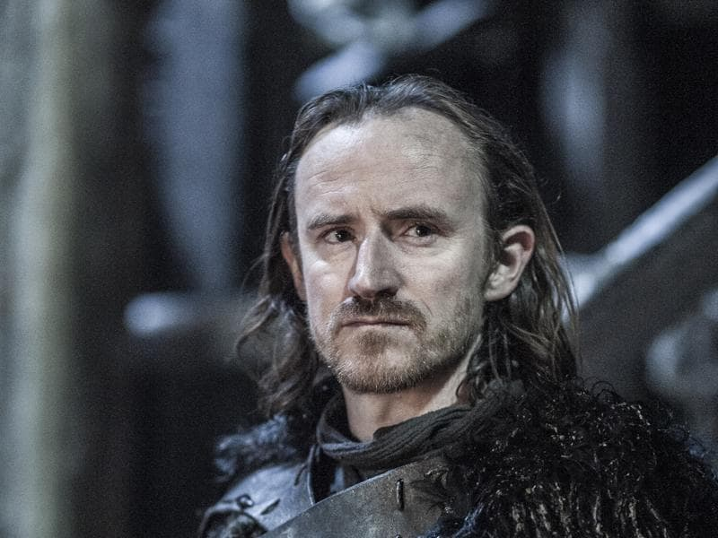 Hopefully, Dolorous Edd will get the Wildlings in  time. (HBO)