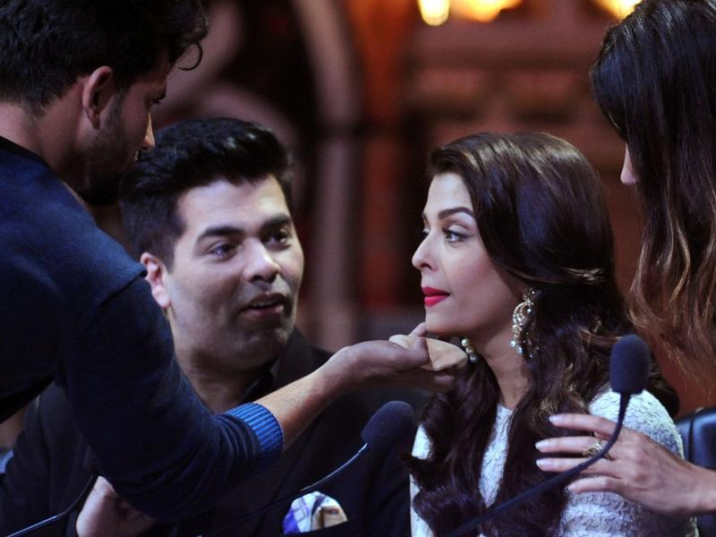 Aishwarya Rai Bachchan was recently on the sets of India's Got Talent. (AFP)