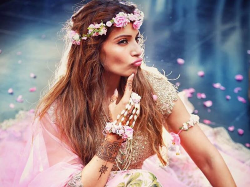 Thinking about KSG? Bipasha was in deep thought a day before her wedding. (Instagram)