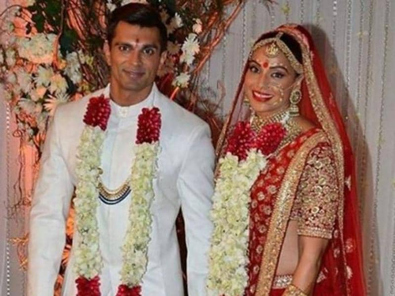 Bollywood actress Bipasha Basu has tied the knot with actor Karan Singh Grover in a private ceremony in Mumbai. And we have all the pictures.  (Instagram)
