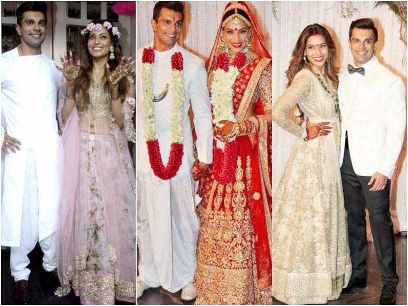 Bipasha Basu And Karan Singh Grover Got Hitched On Saay Keep Scrolling To See Pictures