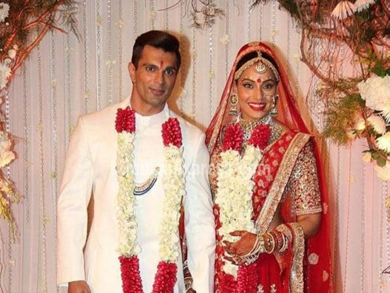It is Bipasha's first marriage while Karan has tied the knot for the third time.  (Instagram)
