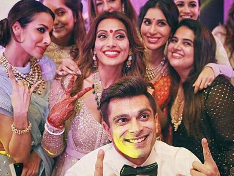 Karan Singh Grover is a popular face on TV as well. (Instagram)