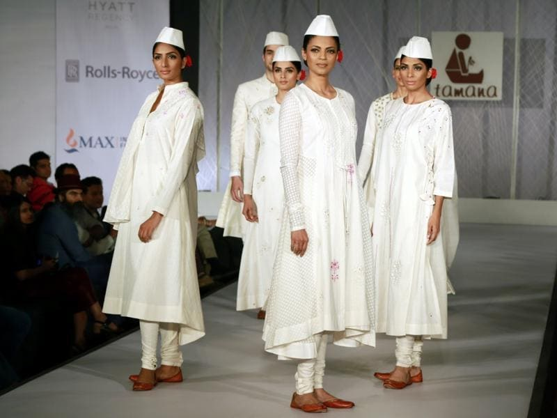 An annual affair, the fashion show is being organised since the last 10 years.  (IANS)