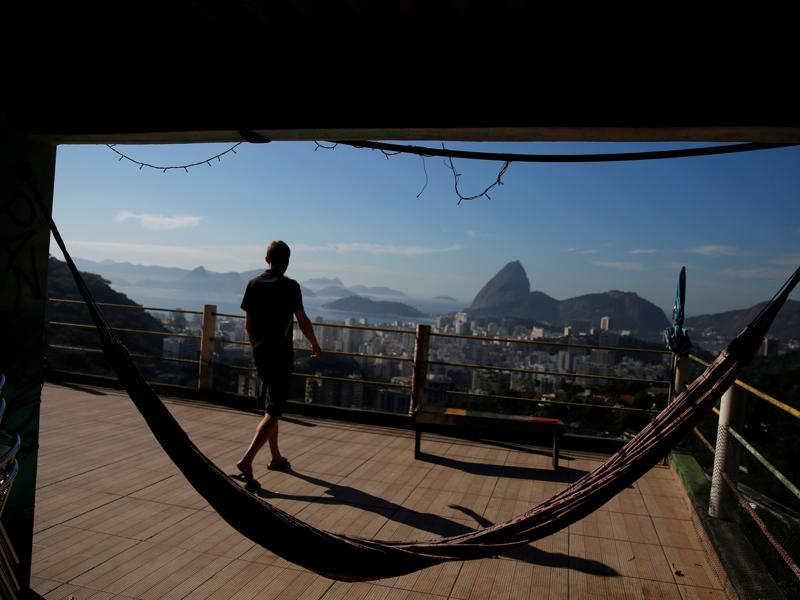 As per a 2011 census, in 2010, about 6 per cent of Brazil's population lived in favelas. (REUTERS)