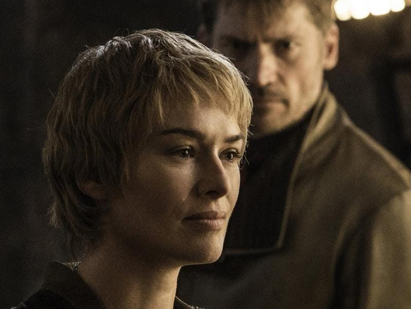 Desperately waiting for Cersei to be nasty again. (HBO)