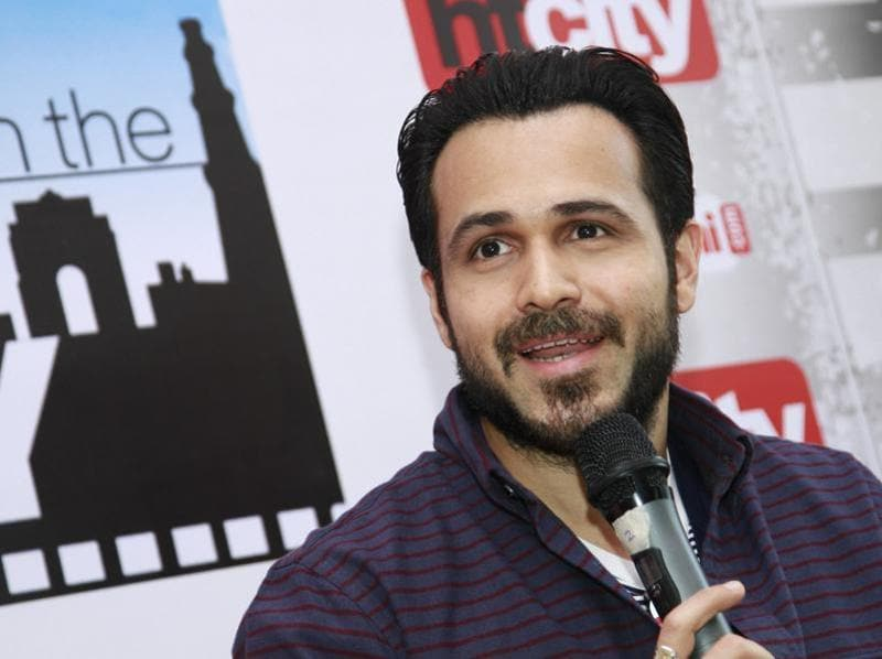 "Azhar has said that he is very happy with Emraan Hashmi's work in the film, whom he found ""very professional"". (Shivam Saxena/HT photo)"