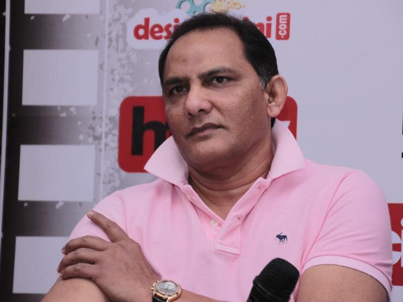 One of India's most prolific batsmen of his time, Azharuddin enjoyed a career spanning more than 15 years and played 99 Test matches and 334 One-Day Internationals.  (Shivam Saxena/HT photo)