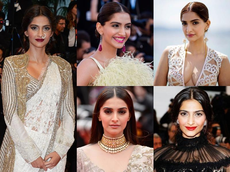 When it comes to dressing to impress, few Bollywood stars match up to Sonam Kapoor. Never one to shy away from big labels, Sonam Kapoor has been championing the red carpet since her debut. (Agencies)