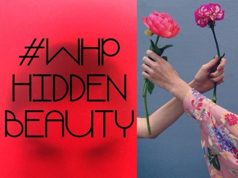 This week's Weekend Hashtag Project is #WHPhiddenbeauty. (Instagram)