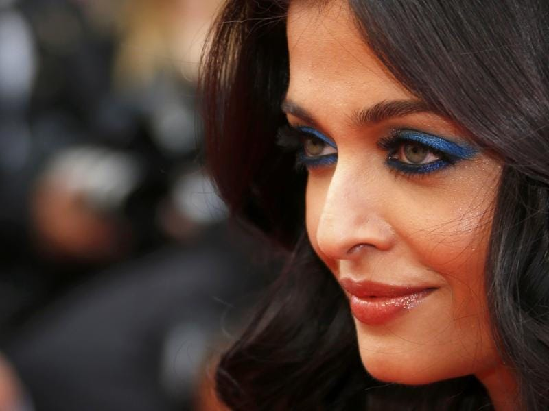 Before leaving, Aishwarya Rai Bachchan has said she has been too busy to decide on her Cannes dress. We would say she did exceedingly well. (REUTERS)