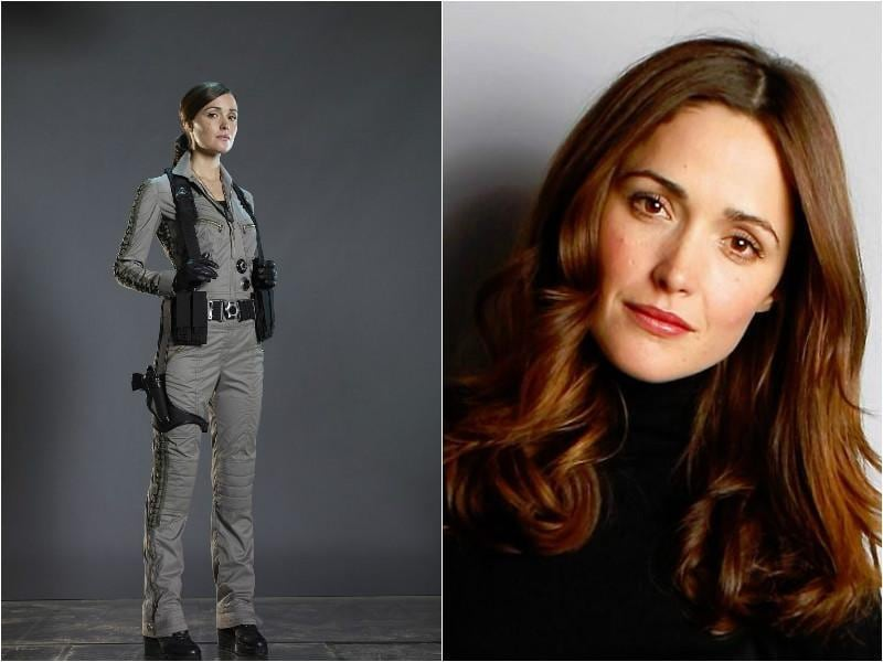 Rose Byrne played Moira McTaggert in X-Men: First Class and will also be seen in X-Men: Apocalypse. (Fox/Twitter)