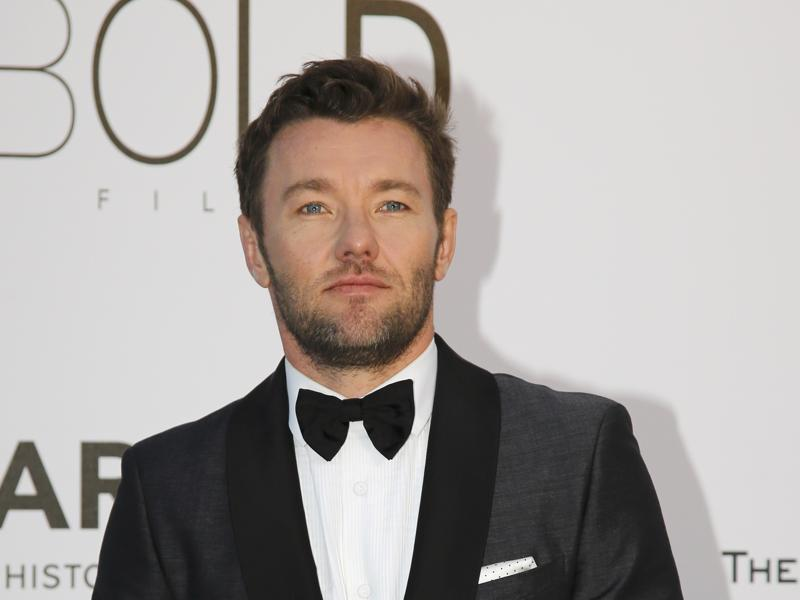 The Warrior actor Joel Edgerton poses during a photocall. (REUTERS)