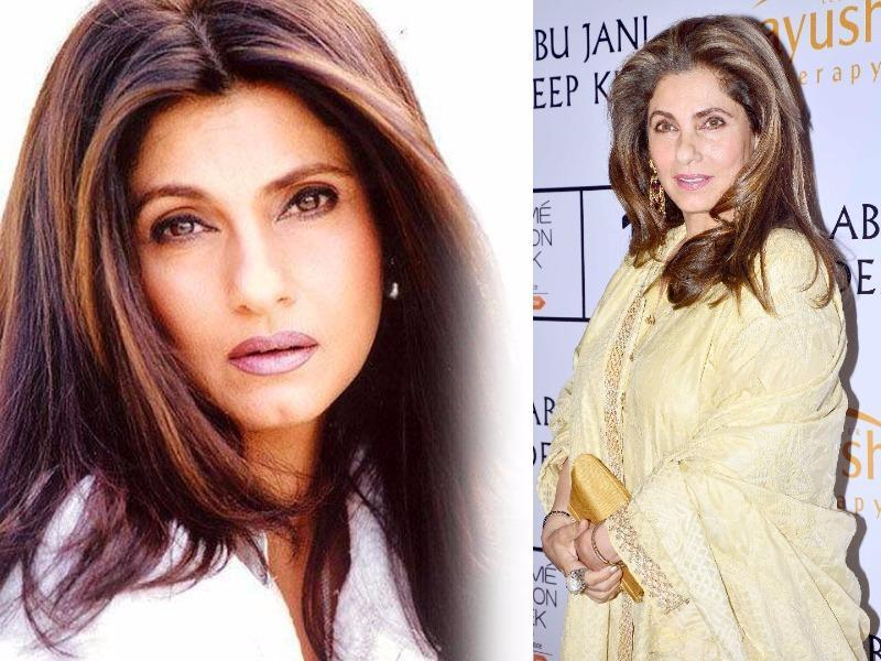 Dimple Kapadia has given style lessons to millions of fans across generations.