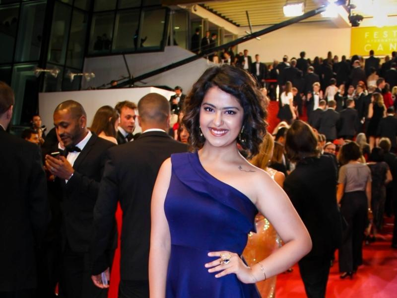 Avika Gor was at 69th Cannes Film Festival for her short film Almost. (IANS)