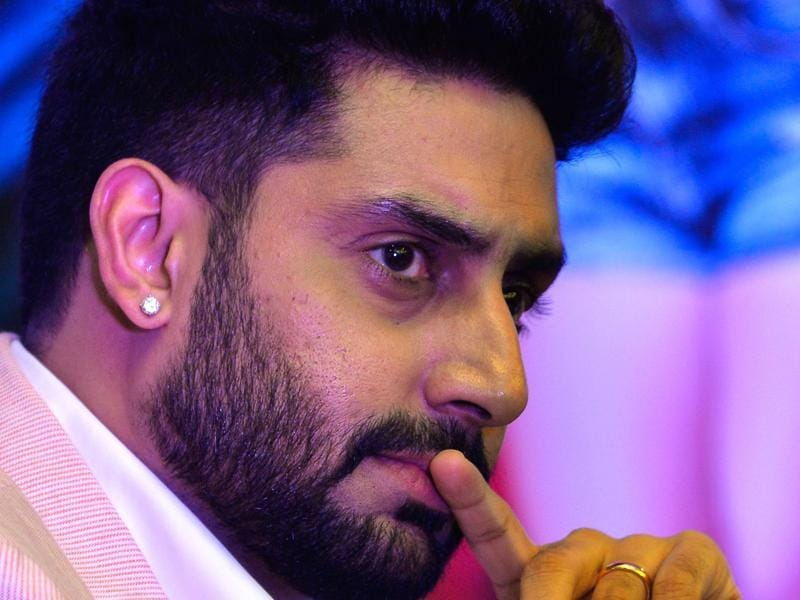 Abhishek Bachchan is a new entry in the Housefull franchise. (AFP)