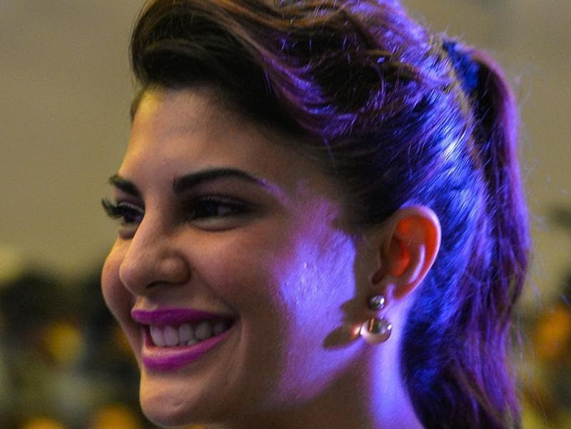 Jacqueline Fernandez is playing a psychiatrist in the film.  (AFP)