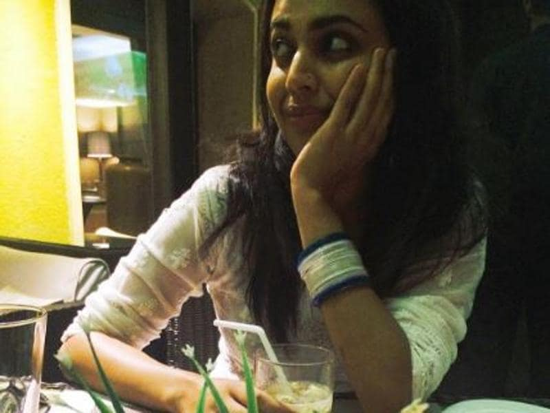 Swara Bhaskar enjoys her dinner in Mumbai. (Instagram)