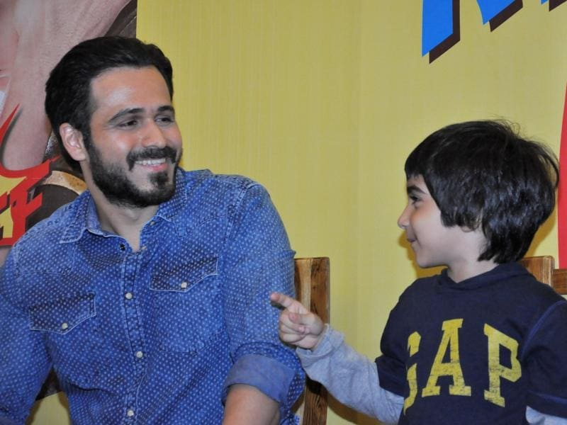 Dad, you can approach me for tips on life lessons, I won't charge you at all: Actor Emraan's son Ayaan could be saying. (IANS)