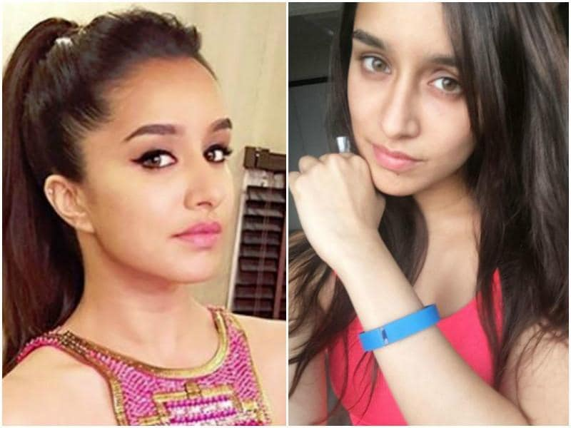 Our own homegirl Shraddha Kapoor is not far behind. She, too, is confident of her prettiness.