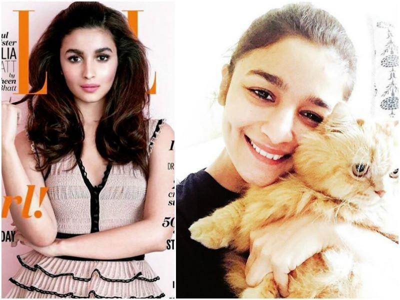 Alia Bhatt is adorbs, with or without make up.