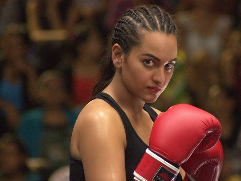 She was seen as a boxer in  Akshay Kumar's Holiday. (YouTube)