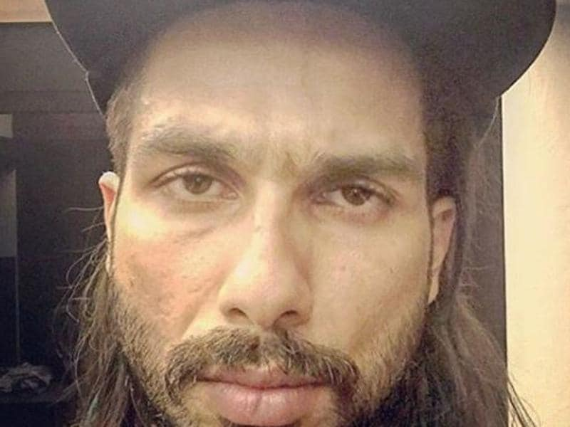 Shahid Kapoor as Tommy Singh, his character from Udta Punjab. (Instagram)