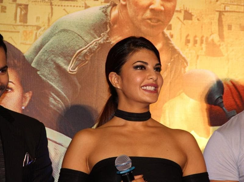 Jacqueline Fernandez plays a double agent in the film. (Photo: IANS)