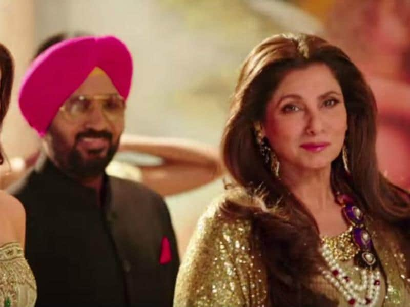 Dimpla Kapadia looked as graceful as ever in recently released Welcome Back (2015). (YouTube)