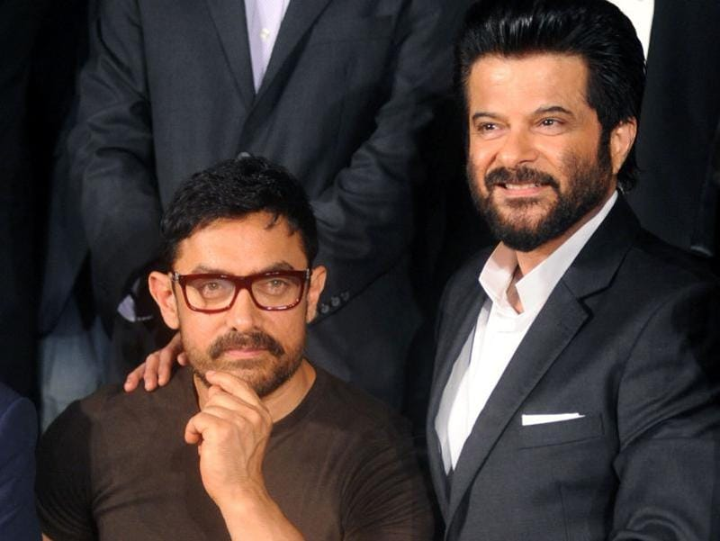 "Asked if Aamir would play a role in the upcoming show, Anil said: ""I would love him to be part of the show. I know even if we approach him for it, he won't say no. But the show isn't star-driven. Be it Shabana Azmi or Anupam Kher, we all played characters.""  (AFP)"