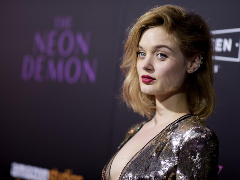 Bella Heathcote attends the LA Premiere of The Neon Demon held at ArcLight Hollywood. (Richard Shotwell/Invision/AP)