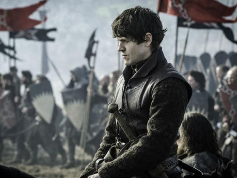 Ramsay Bolton, we say, has about 80% chance of not making it to episode 10. We hope he doesn't die though. Who will we hate then? (HBO)
