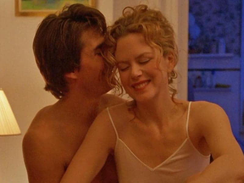 4. Alice Harford in Eyes Wide Shut (1999): The then hottest Hollywood couple, Nicole Kidman and Tom Cruise starred in the movie together and the rest is history. Kidman's aggressive and rowdy Alice was beyond gorgeous.