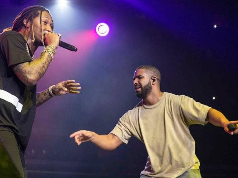 Drake was 'the big man on campus' at the BET Awards 2016. He was nominated for several categories. He won the Best Male Hip Hop Artist, Best Group (Drake and Future) and the Best Collaboration for Work (Rihanna featuring Drake). (Instagram)