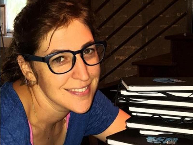 Mayim Bialik: Other than a BS in Neuroscience, Hebrew Studies, and Jewish Studies, the Big Bang Theory star also has a PhD in Neuroscience from the University of California, Los Angeles (UCLA), while she managed a career in acting and two children. (Instagram)
