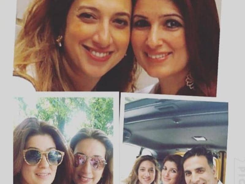Twinkle Khanna can't stop sharing pictures from her holidays. (Instagram)