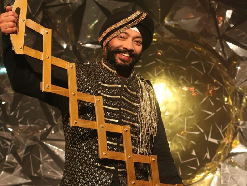 Chef Harpal Singh Sokhi will combat for the winner's trophy on the show. (Colors TV)