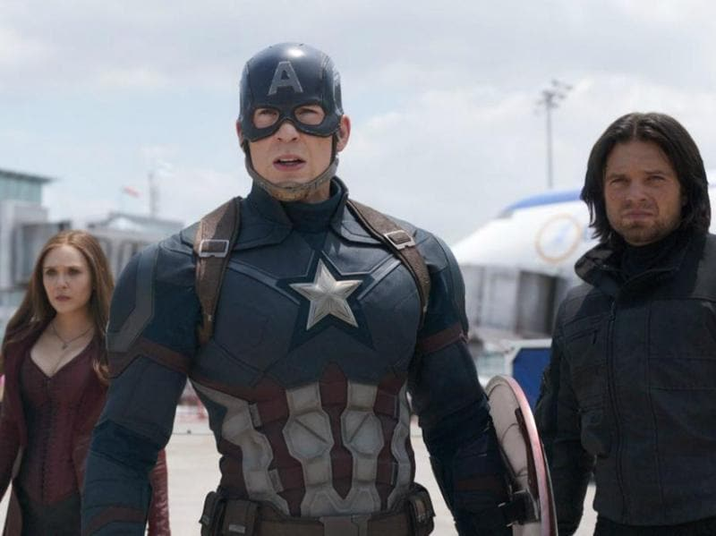 But the clashing personalities came to literal blows in Captain America: Civil War, the third film in the Captain America series.