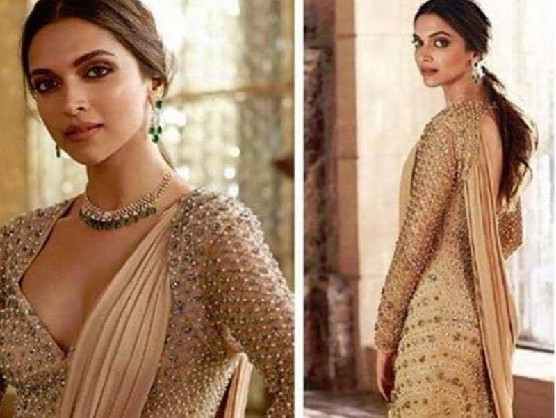 Yes, the jewels and the dresses are pretty enough to die for but they are only looking so good because Deepika is wearing them. (Instagram)
