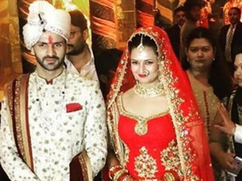Vivek and Divyanka's wedding reception will be held in Chandigarh on July 10. (Instagram)