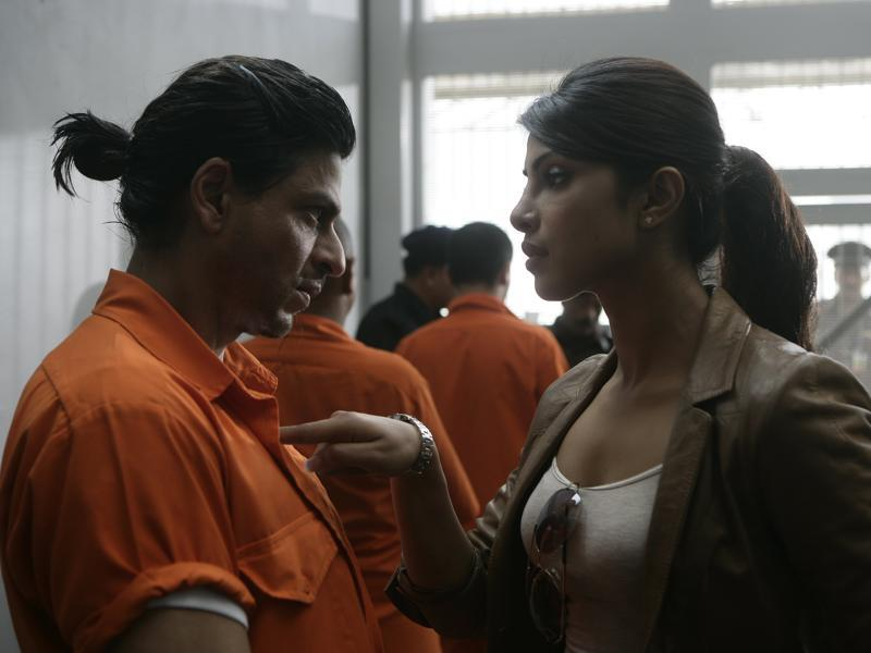 In 2006, Priyanka crossed yet another milestone when she featured with king Khan, Shah Rukh in Don  remake.  She stepped in the shoes of Zeenat Amaan to portray Roma's character in the film.