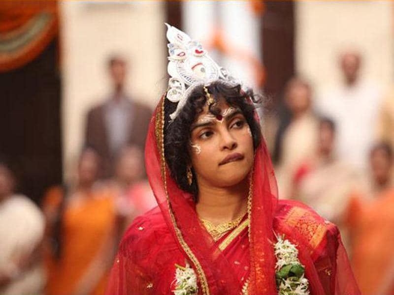Priyanka's portrayal of an autistic girl in Anurag Basu's Barfi! (2012) won wide appreciation and a Filmfare nomination for her.