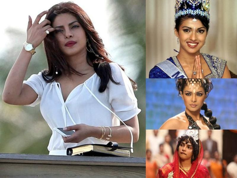 From winning the Miss World title in 2000 to playing a crucial role in Hollywood biggie Baywatch, Priyanka Chopra has come a long way. As she turns 34 on Monday, we take a look at her journey.