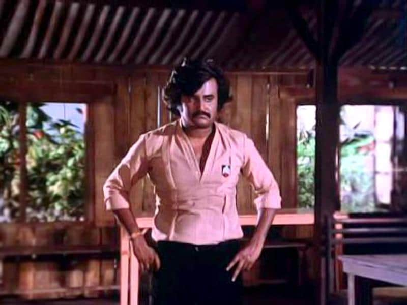 Paayum Puli, back in 1983, established Rajini as the star in Tamil films -- a regular dress but for that famous crop of hair.