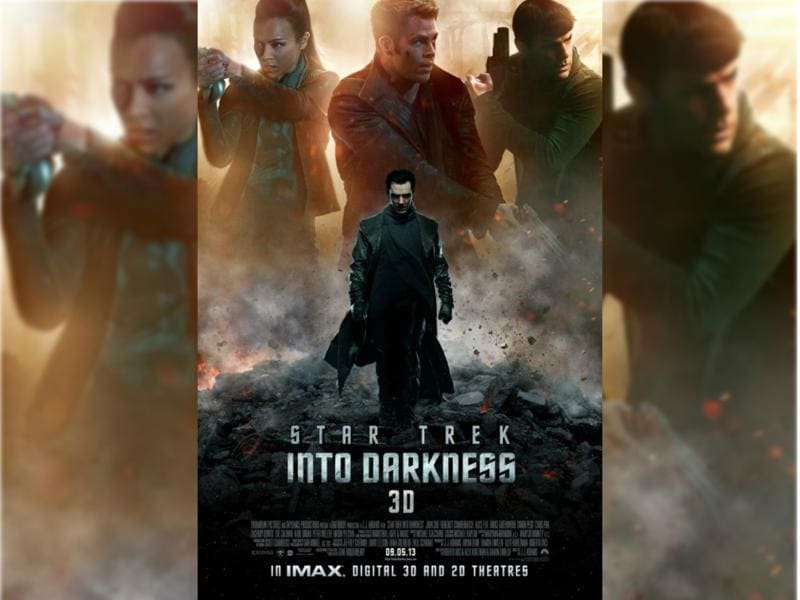 Star Trek Into Darkness (2013) - After the crew of the Enterprise find an unstoppable force of terror from within their own organization, Captain Kirk leads a manhunt to a war-zone world to capture a one-man weapon of mass destruction. (Paramount Pictures)