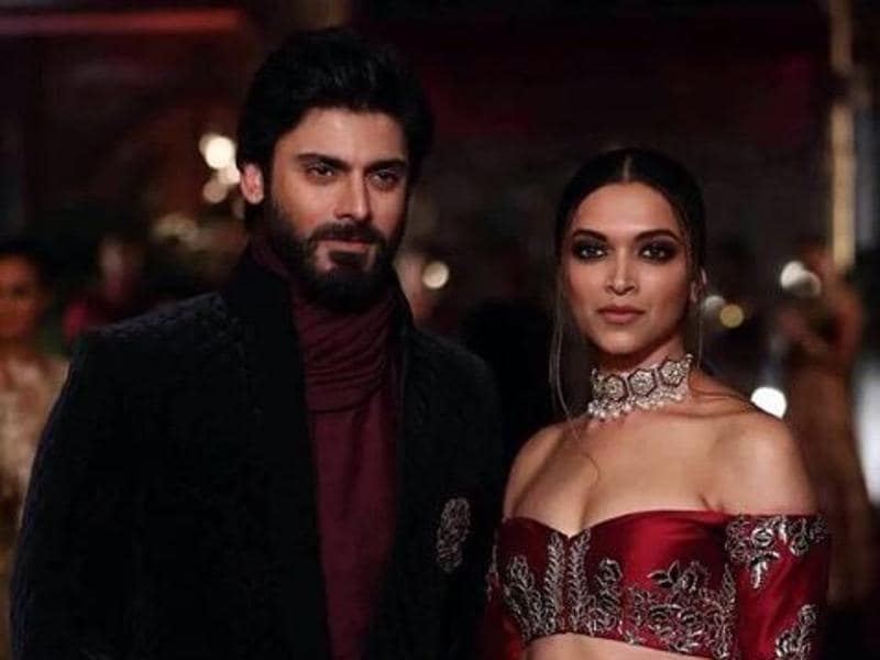 It was love at first sight. If Manish Malhotra's 'most beautiful clothes in the world' didn't make us want to get married in haute couture, Deepika and Fawad sure did.