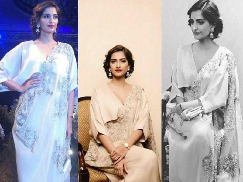 Some say haute couture is the highest form of dressmaking. We say it's the place where fashion's wildest dreams come to life. Just look at Sonam Kapoor.