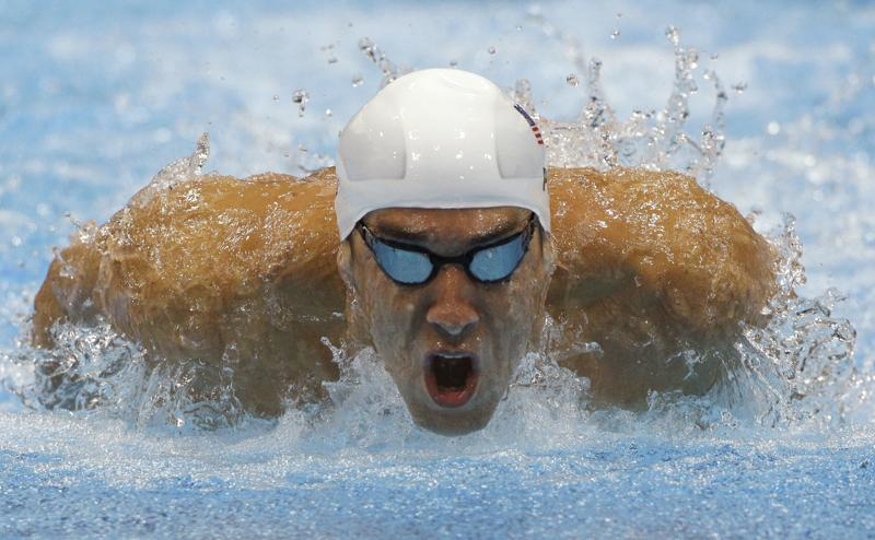 It's not clear what the Michael Phelps way will be from this point on, but with 22 Games medals to his name, including an astonishing 18 golds, his record as the most decorated Olympian of all time seems likely to last for at least the rest of his retirement. (AP Photo)