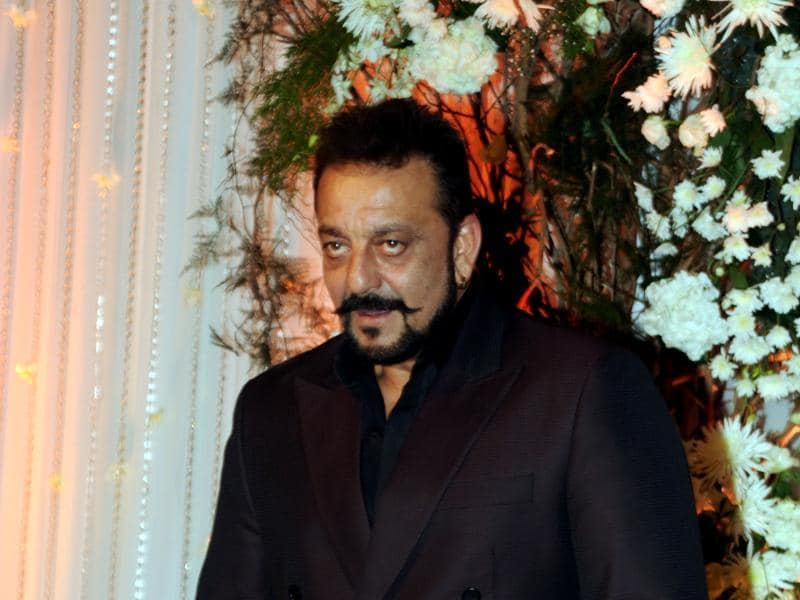 Sanjay Dutt turns 57 today. He has had a 'Rocky' life with several stints behind bars, drug abuse and some cherished moments on personal and professional fronts.  (AFP)