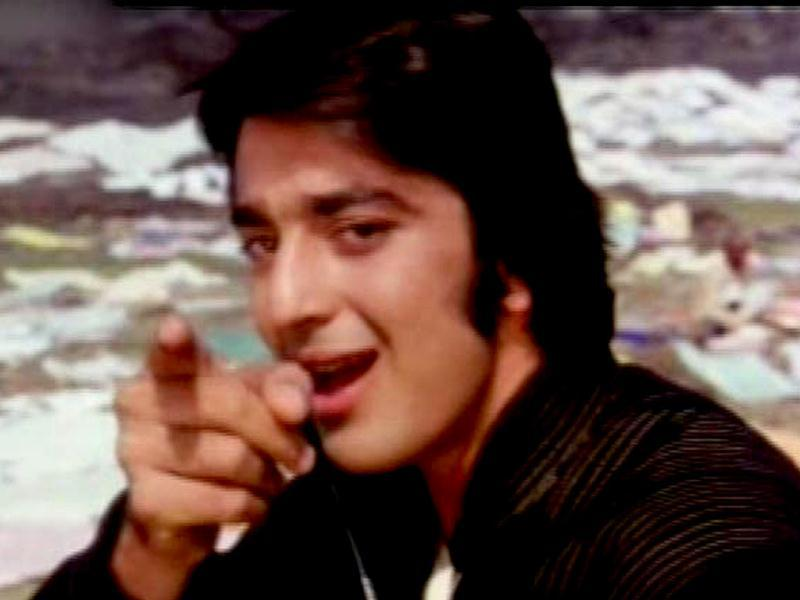 Sanjay Dutt made a grand debut with Rocky in 1981. Soon he starred in different films like Vidhata (1982), Naam (1986).